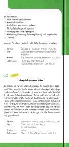 FORTBILDUNGEN - Evangelisches Jugendwerk Hessen - Page 3