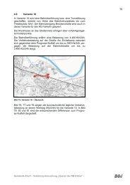 Verkehrsuntersuchung Eitorf - Planfälle - Variante 10