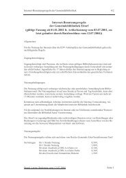 Internet-Benutzungsregeln für die Bibliothek - Eitorf