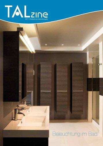 Beleuchtung im Badezimmer... - Tal.be