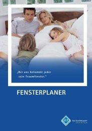 FENSTERPLANER - Eko-fenster