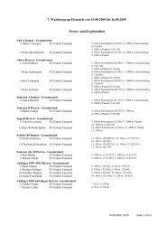 Wartburgcup 2009 Ergebnisse Eisenacher.pdf - Eisenach Online