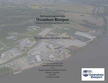 Economic Impact Study (PDF) - Owensboro Riverport Authority