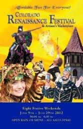 Thou Needs MusT KNoweTh - Colorado Renaissance Festival