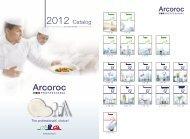 2012 Catalog - ARCOROC dinnerware, glassware and cutlery for ...