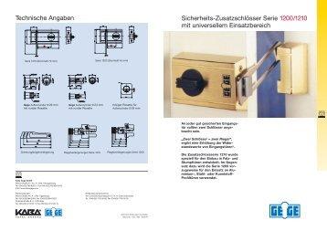 """Download """"GEGE-Infoblatt 1210"""""""