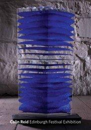 Colin Reid Edinburgh Festival Exhibition - The Scottish Gallery