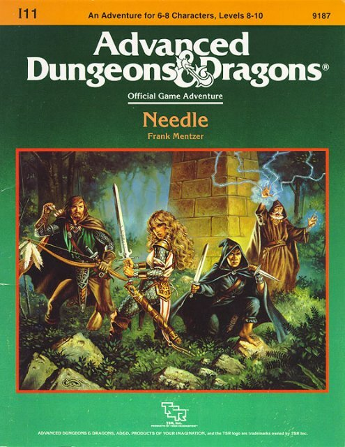 Advanced Dungeons & Dragons - Free