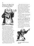 Dungeons and Dragons Sticker Book - Page 4