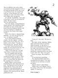 Dungeons and Dragons Sticker Book - Page 5