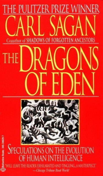 Carl Sagan - Dragons Of Eden - Arvind Gupta