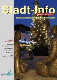 Stadt-Info 10/2009 - Seekirchen am Wallersee