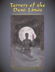 Terrors of the Dead Lands - SaintSilver