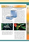 How? Setting up a terrarium Useful tips for ... - Reptiles Greece - Page 5