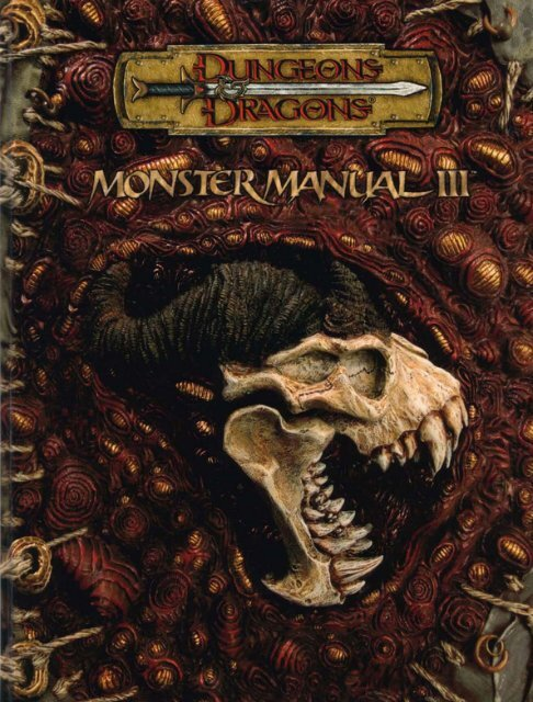 monster manual iii.pdf - geniusdex * web