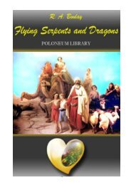 FLYING SERPENTS AND DRAGONS - Poloneum.com
