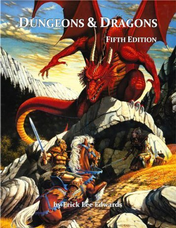 Download D & D '5th Ed.' House Rules