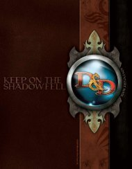 Keep on the Shadowfell - Wizards of the Coast