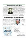 Festschrift - Schützenverein Eichenlaub Lohhof - Seite 4