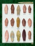 types of stone used to make projectile points - Page 6