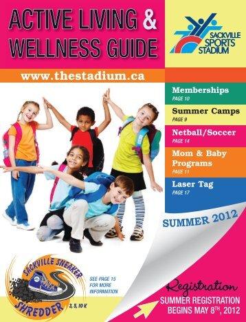Summer Camps - Sackville Sports Stadium