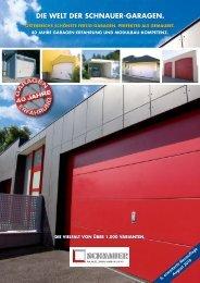 01 Broschu?re Garagen 2010:Layout 1 - Schnauer Energie- Solar