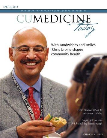 CUMEDICINE - University of Colorado Denver