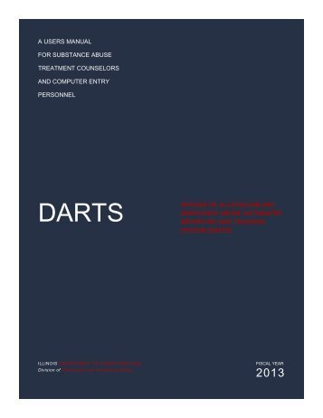 DARTS - Illinois Department of Human Services
