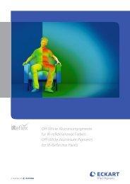 Off-White Aluminiumpigmente für IR-reflektierende Farben ... - Eckart