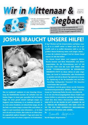 WiMS 04.02.12 - Gemeindeverwaltung Siegbach