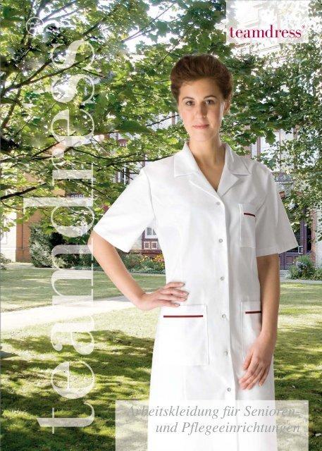Arbeitskleidung für Senioren- und Pflegeeinrichtungen - Teamdress ...
