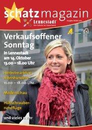 Verkaufsoffener Sonntag - Stadtmarketing Lennestadt