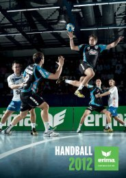 HANDBALL - TEAMSPORTandMORE.de