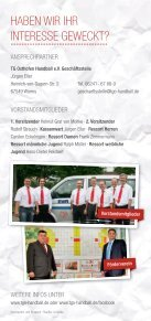 Sponsorenflyer - TG Osthofen Handball eV - Page 5