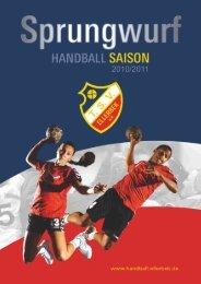 TSV Ellerbek - Sprungwurf www.handball-ellerbek.de