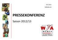 WHA-Pressemappe (PDF Größe: 1.9 MB) - ZV Handball McDonald´s ...
