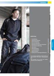 Bekleidung - Mühlberger Lerch Arbeitsschutz GmbH
