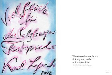 Karl Lagerfeld - Pegasus Communication