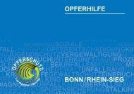 BONN / RHEIN-SIEG OPFERHILFE - Bad Honnef