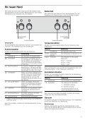 Einbauherd HEA20B1.1 - Schwab - Seite 5