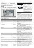 Einbauherd HEA20B1.1 - Schwab - Seite 6