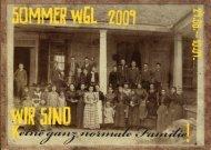 Flyer Sommer WGL - Ev. Jugendwerk Bezirk Leonberg