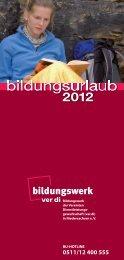 Download - Bildungsurlaub