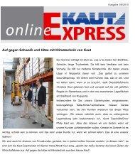 Ausgabe 3/2010 - Alfred Kaut GmbH + Co.
