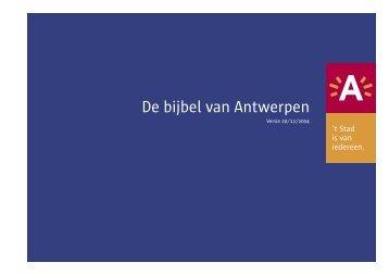 Intro - Stad Antwerpen
