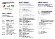 7. Pädagogische Konferenz - Evangelische Landeskirche in Baden