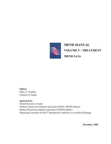 Full Report [PDF] - mend-nedem