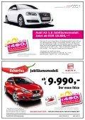 Audi A3 1.6 Jubiläumsmodell. Jetzt ab EUR 18.800 - Autohaus Senker - Seite 3