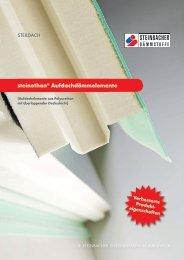 steinothan® Aufdachelemente