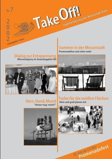OPEN 10-20 Uhr - Messestadt Riem